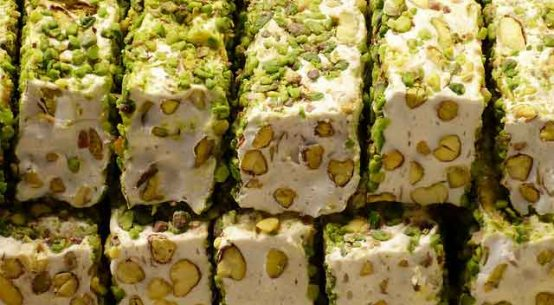 How to Make Nougat Recipe at Home