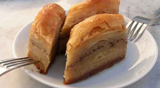 How to Make Turkish Baklava Recipe