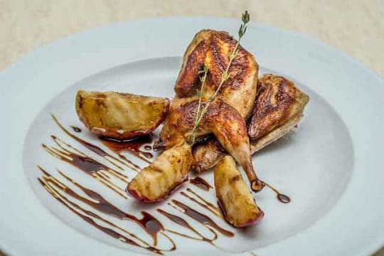 Chicken with Potatoes in The oven Recipe