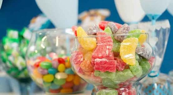 Homemade Colorful with Any Flavor Turkish Delight Recipe