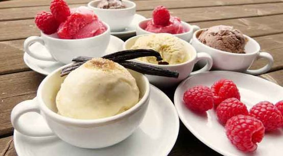 Homemade Ice Cream for Kids Recipe