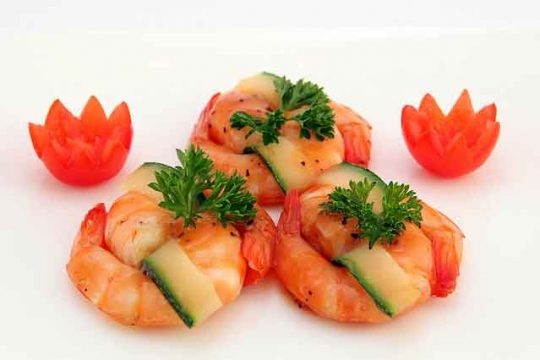 Grilled Shrimp with Seasoning Recipe