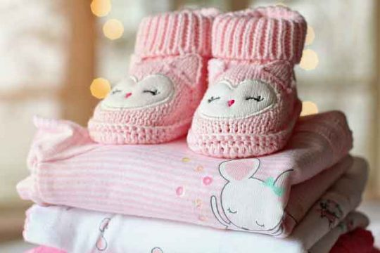 Top Tips for Choosing Baby Girl Clothes