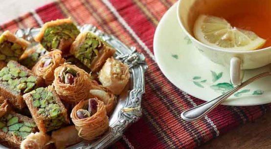 Syrian Balouryeh Recipe