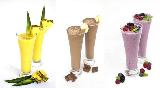 Ice Cream Milkshake Recipe