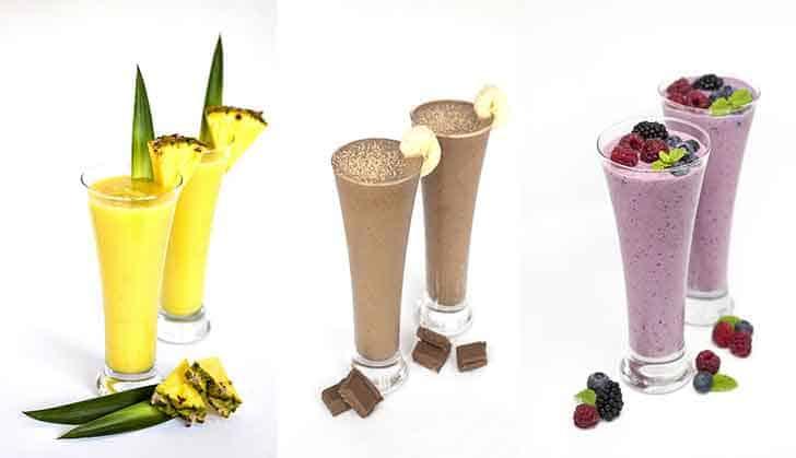Ice Cream Milkshake Recipe