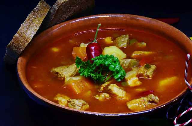 Mutton Soup with Mint Recipe