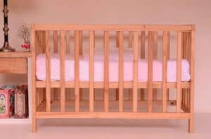 The Easiest DIY Baby Bed Method