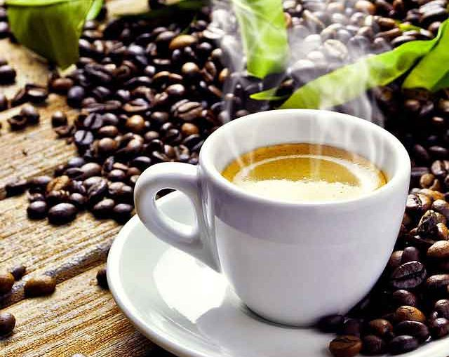 Homemade Hazelnut Coffee with Whipped Cream Recipe
