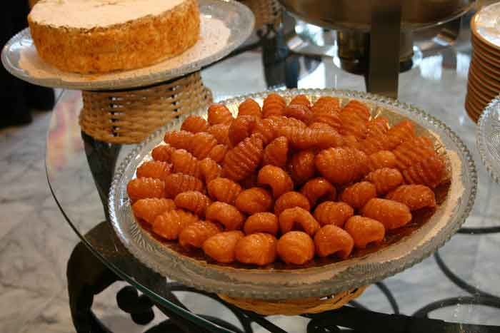 "Sawabe' Zainab (Zainab's Fingers) Recipe ""Eastern Dessert"""