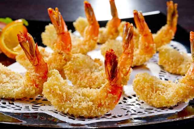Crunchy Fried Breaded Shrimp Recipe