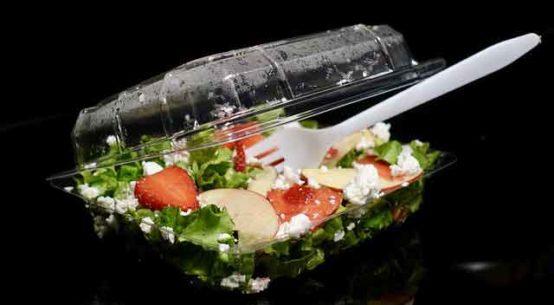 Apple with Greek Yogurt Salad Recipe