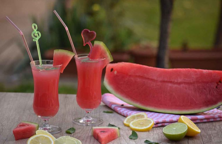 4 Recipes for Making Watermelon Juice