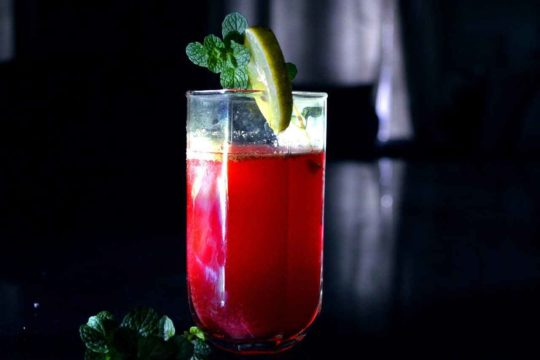 Homemade 4 Ways to Make Roselle Drink Recipe