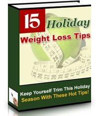 Holiday Weight Loss Tips - Free Digital Book
