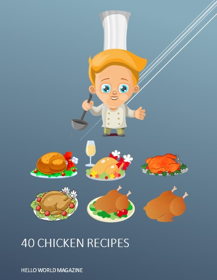 40 Chicken Meals Recipes for Dinner