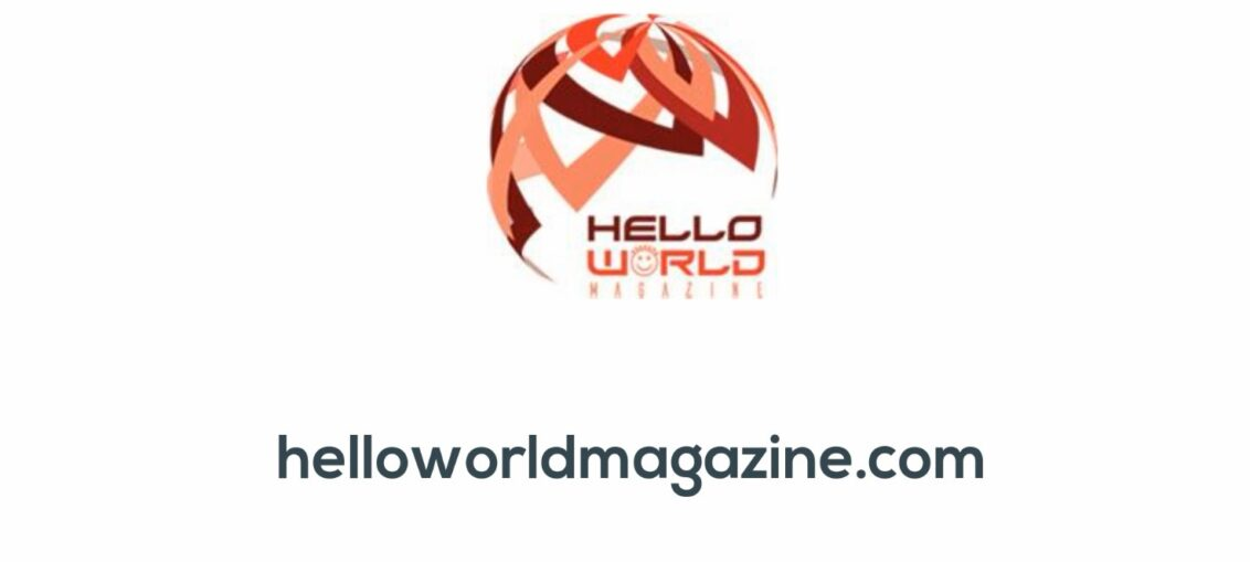 Hello World Magazine - Free online Magazine
