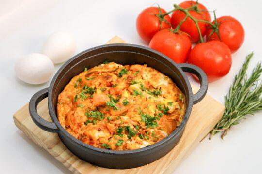 Super Fast Way to Make Egg & Cornbread Bake Recipe