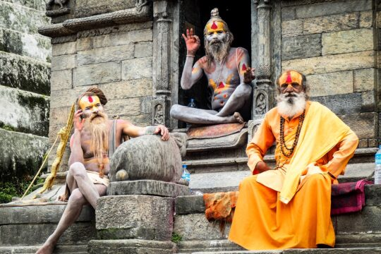 TOP 5 THINGS TO DO IN NEPAL