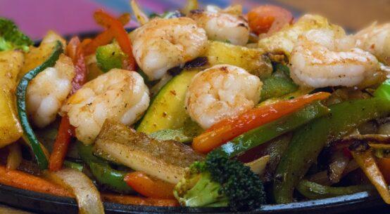 2 Recipes for Shrimp with Squash