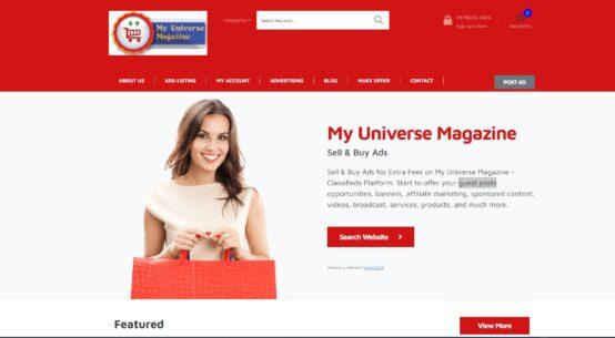 My Universe Magazine