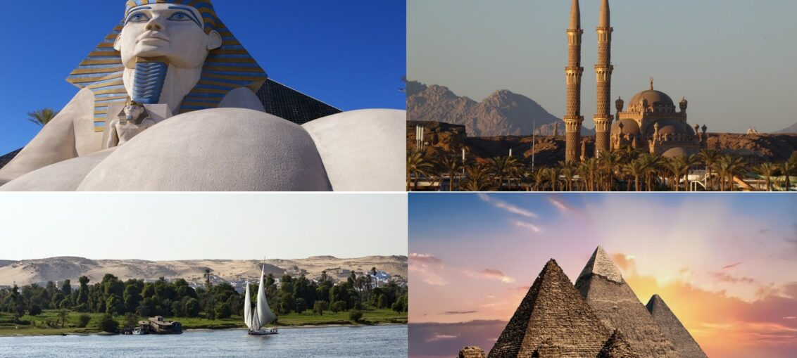 57 Top Places to Visit in Cairo & Egypt