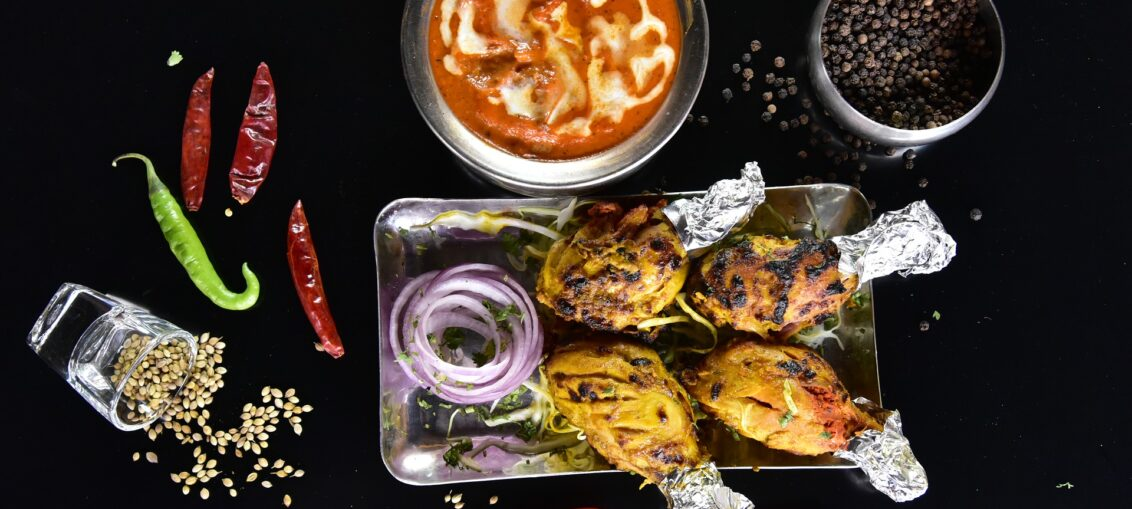 Grilled Chicken on a Charcoal Grill Recipe