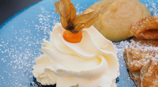 DIY Whipped Cream From One Cup of Milk Without Using Whipping Cream Powder