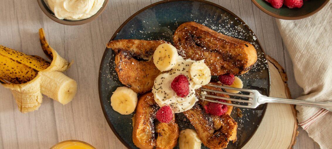 Maple & Cinnamon with French Bread Casserole Recipe